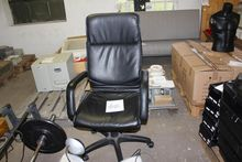 Used Black office ch