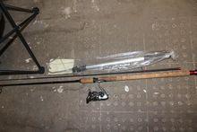 Fish Chair +10 foot fishing rod
