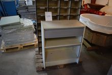 Shelf 210 x 105 cm + wardrobe w