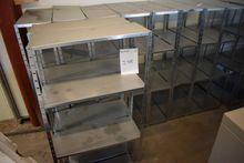 Steel Shelving L 75 x H 178 x D