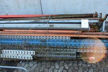 Div. Pallet racks + stringers.