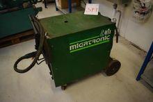 Co² welder, mrk. Megatronic KD