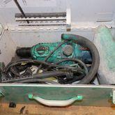 EL planing ELO, Bosch heat gun,