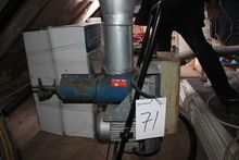 Jema grain auger motor head. (O