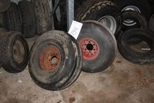 Wheel Rate of Claes thresher 10