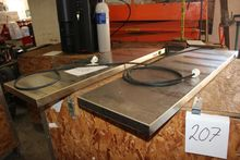 2 pcs. heating plates 110 x 35