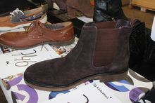 Mens Boots marked. Mrk Freemood