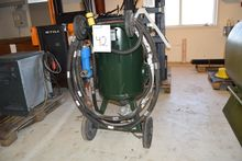Sand Blasting equipment. Comple