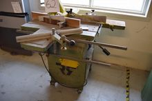 Combined machine. Circular saw,