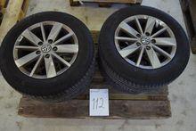 4 pcs. Michelin wheels for VW G