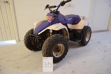4 wheel ATV Suzuki, 90 cm. cond