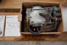 High-pressure cleaner pump (Auc