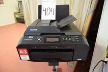 Copier, fax and scanner, mrk. B