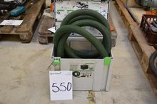 Dust Collector for Festool vacu