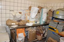 Various flour and sugar product