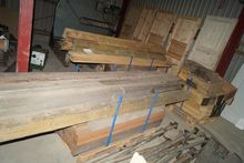Various planks for truck. (Auct