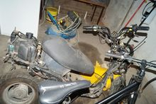 Scooter separated. - Auction 48