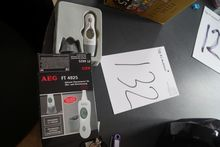 Infrared thermometer. - Auction