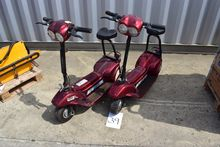 2 pcs. electric scooters. not t