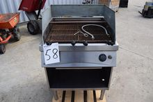 Gas grills, marked. Zanussi - A