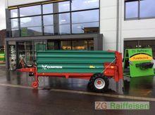 2015 Farmtech Minifex 550