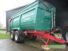 2012 Farmtech Durus 2000