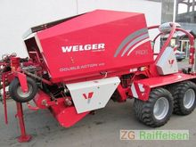 2008 Welger Double Action 235 P