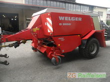 Used 1995 Welger D 6