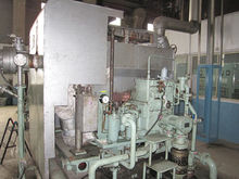 Used 34. steam turbi