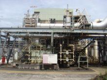 84.Used steam turbine generator