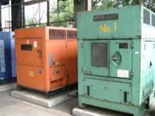 Used 150. diesel gen
