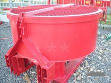 Concrete mixer : MALAXEUR A BET
