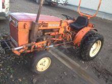 1976 Holder P60 Garden tractor