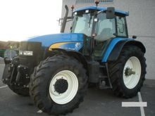2007 New Holland TM 175 Farm Tr