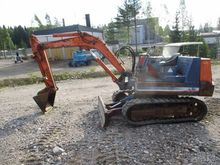 Used 1988 Hitachi EX