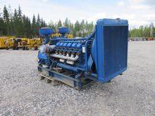 Used MWM V12 300 KVA