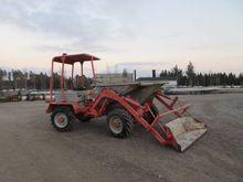 2012 Silla SNP 1200 4x4 dumppri