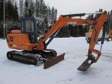 Used 2000 Hanix H 50