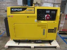 Used Kipor 5,5 kVa d
