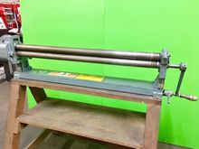 Pexto Plate Roller Bending Shee