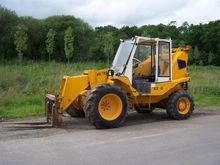1988 Jcb 530b Telescopic handle