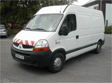 2009 Renault Master Truck