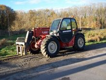 Used Manitou Mt 2000