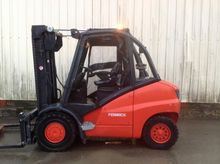 2005 Fenwick H50d Forklift
