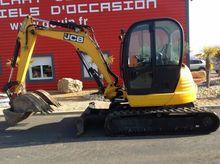 2012 Jcb 8050rts Mini excavator