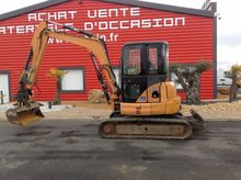 Case 2012 Mini excavators Cx55b