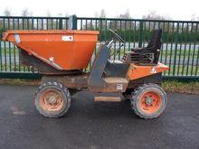 2007 Mzm 1600 hd6 4x4 Dumper