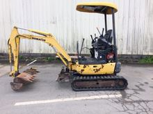 2008 Komatsu Pc18mr-2 Mini digg