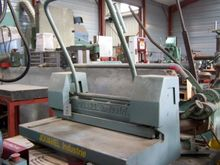 Jouanel Cgm 600/15 Guillotine s