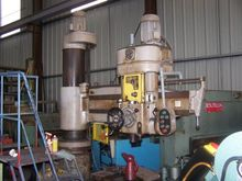 Hp Radial drilling machine